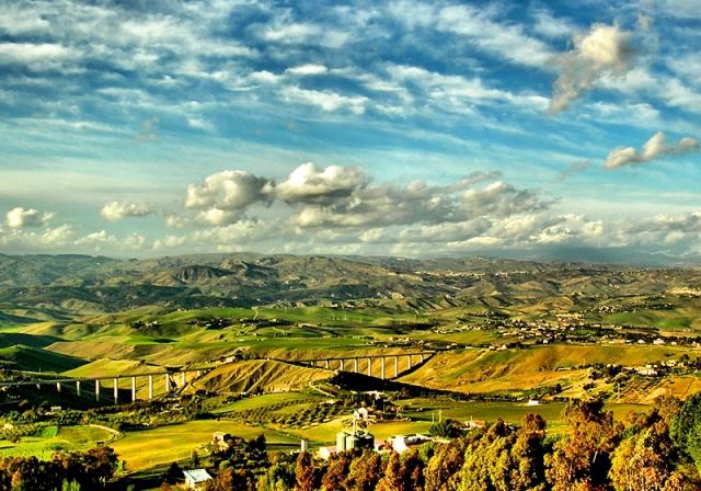 Путешествуем вслед за птицами: Сицилия