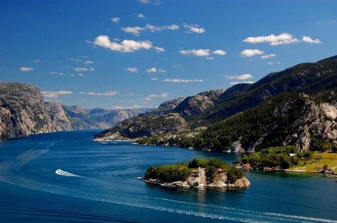 Самые интересные факты о Норвегии
