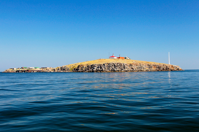 Куди поїхати влітку 2016: 10 найкрасивіших островів в Україні