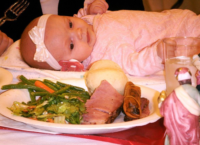 Вводимо м'ясо в раціон дитини