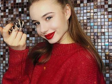 Лиза Василенко (Instagram)
