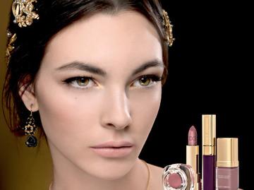 fw2015-2016 Dolce & Gabbana make up