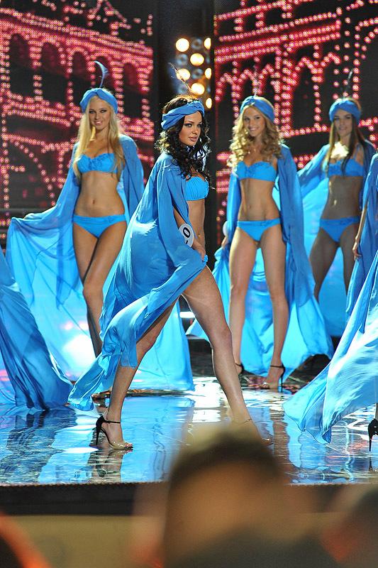Наряди конкурсу Міс Україна 2012