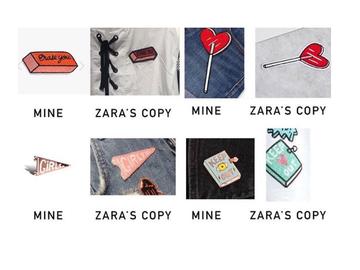 40 художників звинуватили Zara в плагіаті