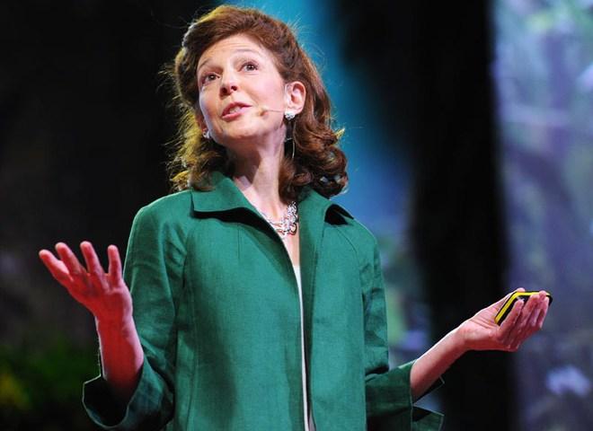 TED: Памела Мейер о секретах распознавания лжи
