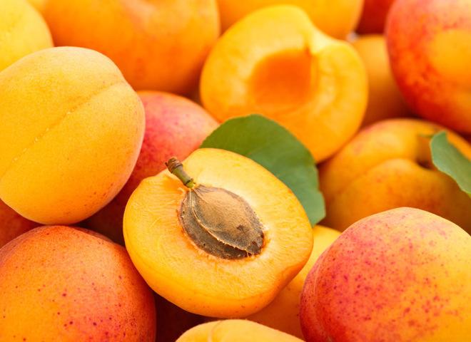 Як заморозити абрикоси