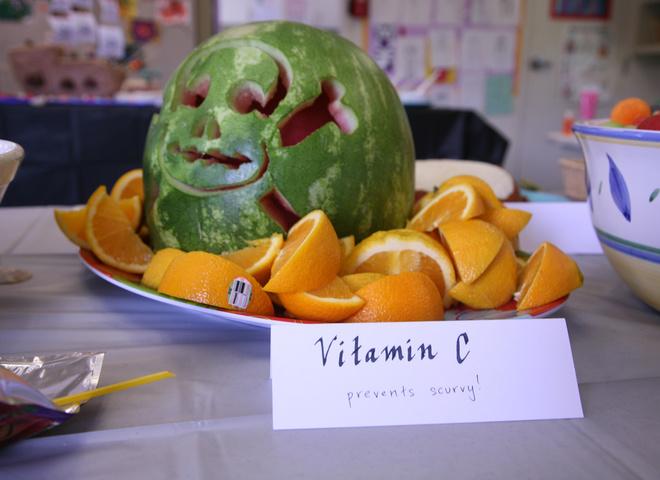 Обирай вітаміни, засновані на природних компонентах