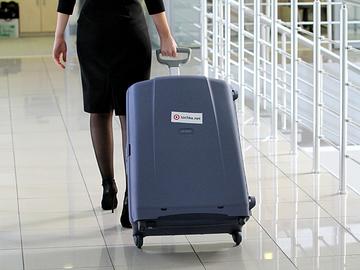 Виграй чемодан Samsonite від travel.tochka.net