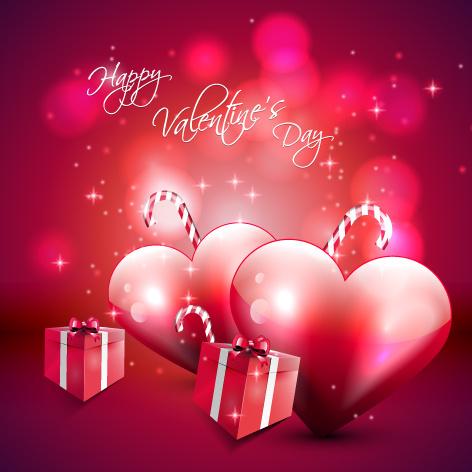 Счастливого дня Святого Валентина 2015