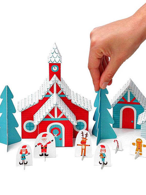 Новогодние игрушки своими руками в школу