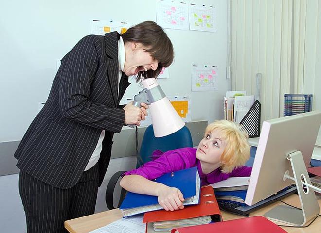 Бизнес-леди
