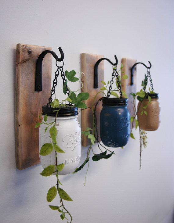 Хенд-мейд: декор стен
