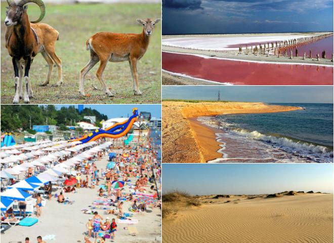 Де відпочити влітку 2018 недорого: ТОП-10 кращих курортів Херсонщини