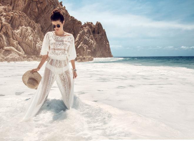 Изабели Фонтана для Marie Claire Brazil