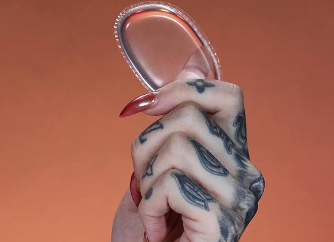 Инновация в макияже - силиконовый спонж для тонального крема