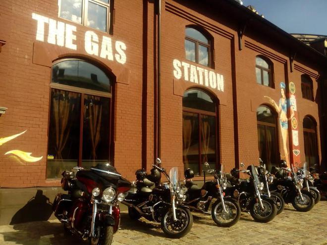 Рестораны Львова: The Gas Station