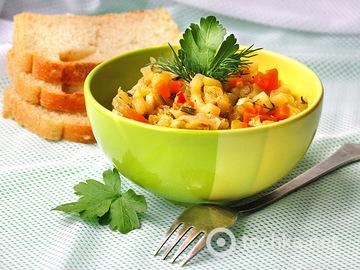 Як приготувати овочеве рагу