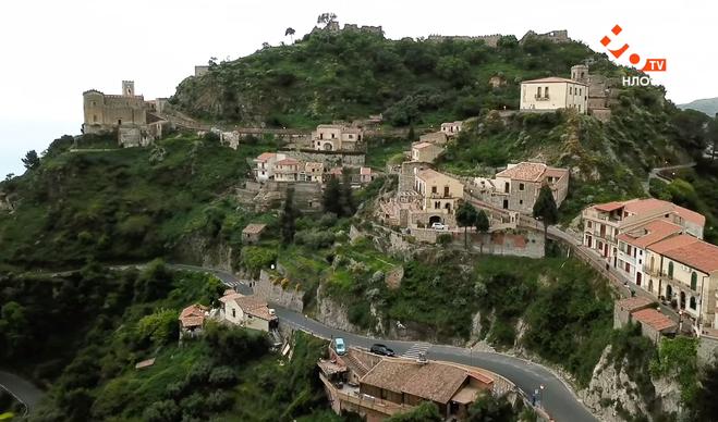 """Must see на Сицилії: селище, де знімали """"Хрещеного батька"""""""