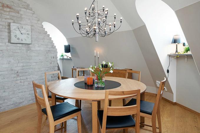 Як оформити їдальню: дивись приклади зі СкандинавіїЯк оформити їдальню: дивись приклади зі Скандинавії