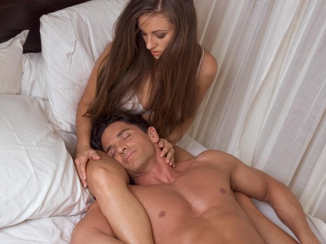 мужчины засыпают сразу после секса