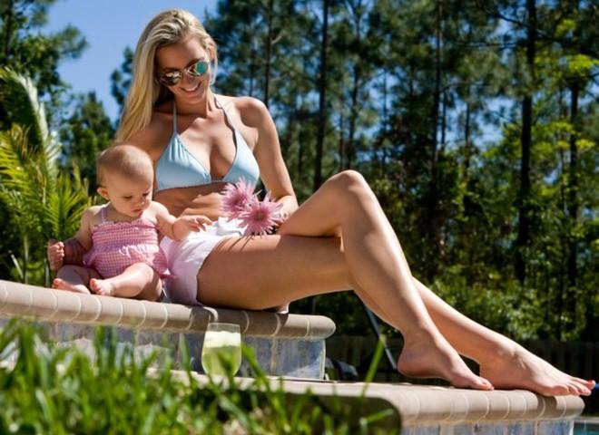 В отпуск - только с малышом!