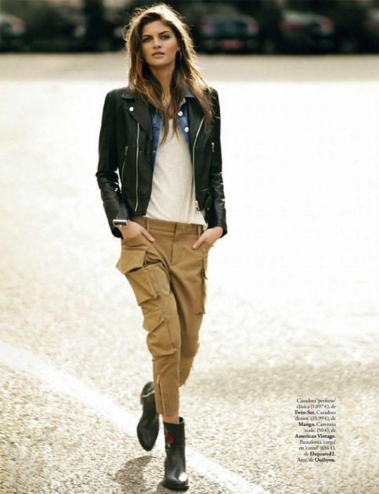 10 ідей, як носити куртку навесні