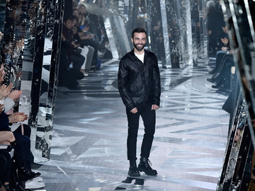 Николя Гескьер уходит из Louis Vuitton