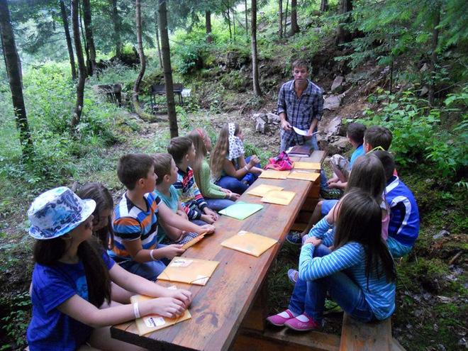 Літній табір для дітей 2016: Boyar Camp - англомовний табір