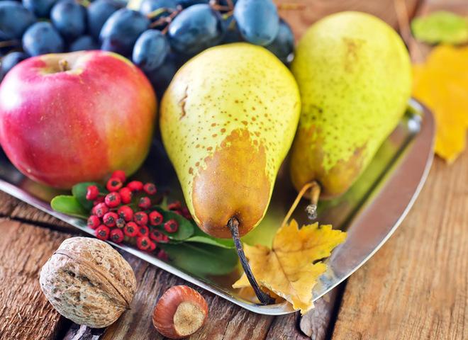 Рецепты из сезонных овощей и фруктов августа