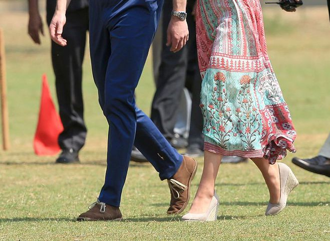 Модне взуття 2016: улюблені туфлі Кейт Міддлтон
