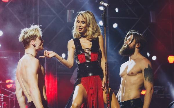 После концерта Лободы в Чернигове полиция завела уголовное дело