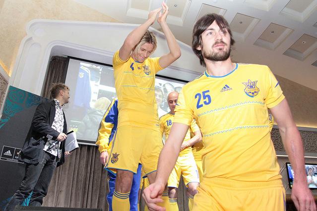 Презентация формы Евро 2012