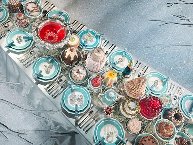 Найгарніші різдвяні вітрини світу: Tiffany & Co.