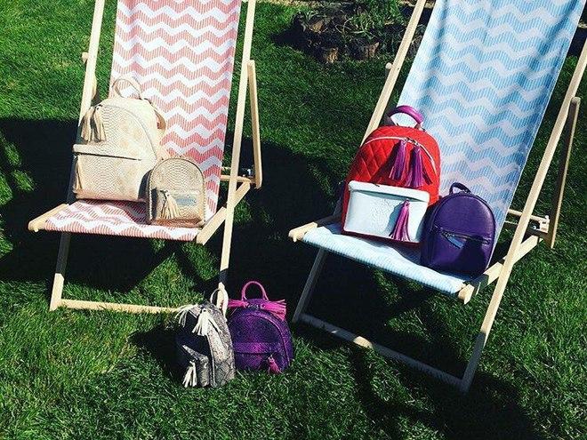 Модные летние сумки 2016 - Яна Беляева