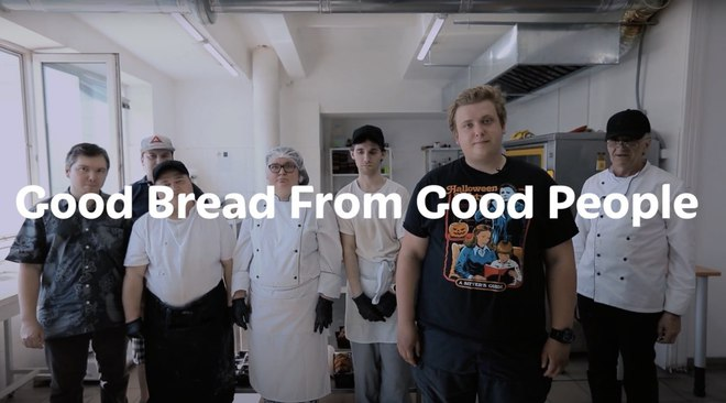 Good Bread from Good People