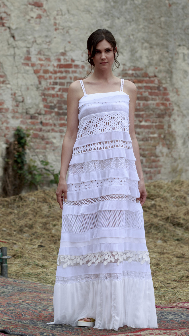 """Український Haute Couture"": нова колекція Оксани Караванської"