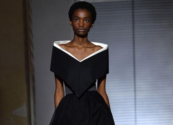 Givenchy Haute Couture весна-лето 2018