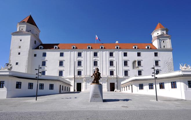 Выходные в Братиславе