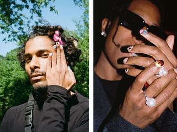 Як чоловічий манікюр став новою модною тенденцією 2020 року