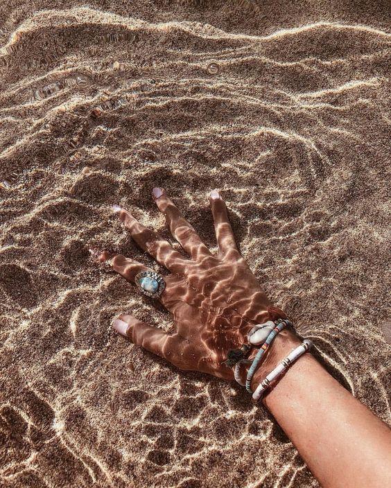 Модные пляжные украшения на лето