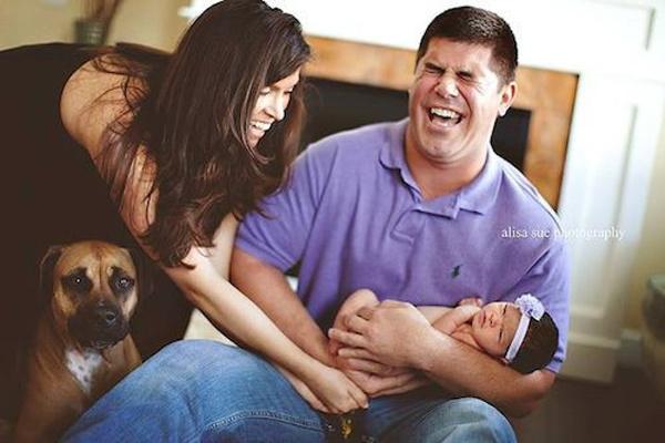 ТОП лучших семейных фото