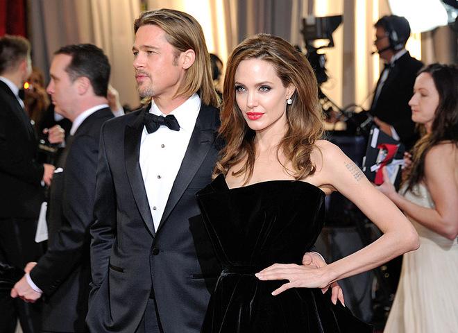 Церемония Оскар-2012, красная дорожка
