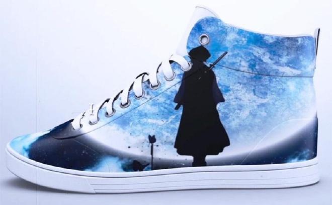 Розумне взуття майбутнього: кросівки, що змінюють дизайн