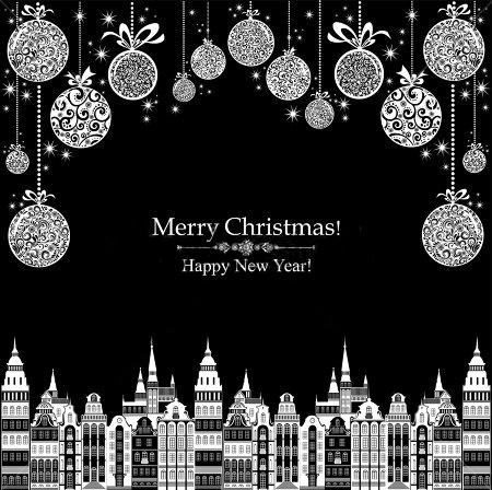 Открытки на Рождество 2015