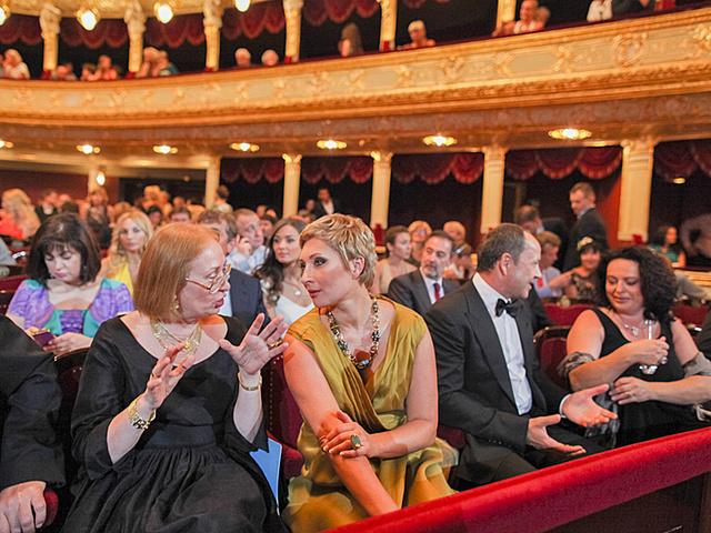 Церемонія відкриття ОМКФ. оперний театр