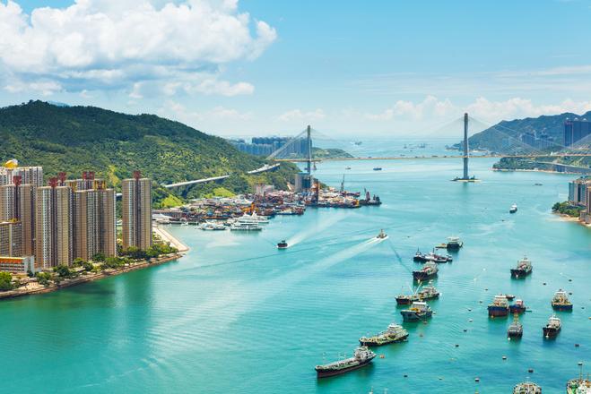 Гонконг, Китай