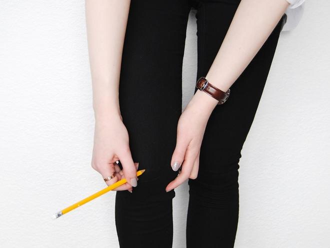 Рваные джинсы мастер-класс