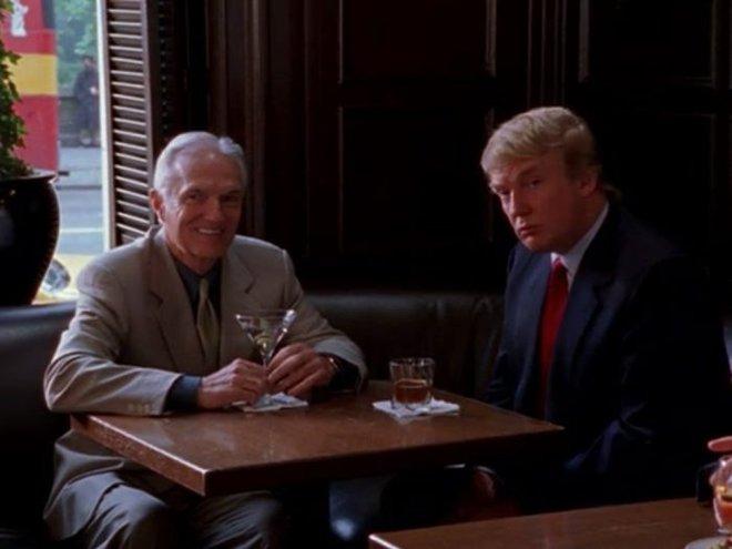 """Дональд Трамп в серіалі """"Секс у великому місті"""""""