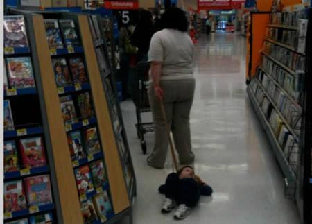 Кто водится в супермаркетах