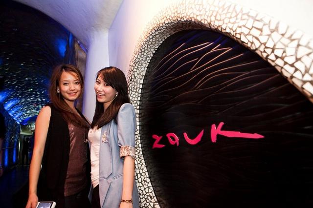 Достопримечательности Сингапура: ночной клуб Zouk Singapore